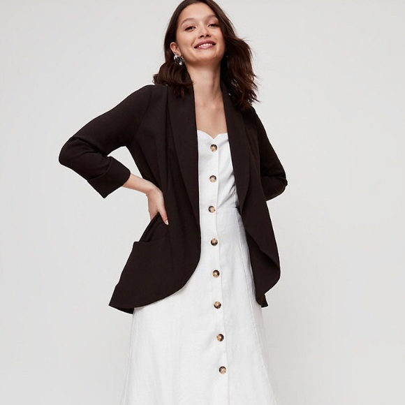 Wilfred Jackets & Blazers - Aritzia Wilfred Chevalier Jacket (blazer)